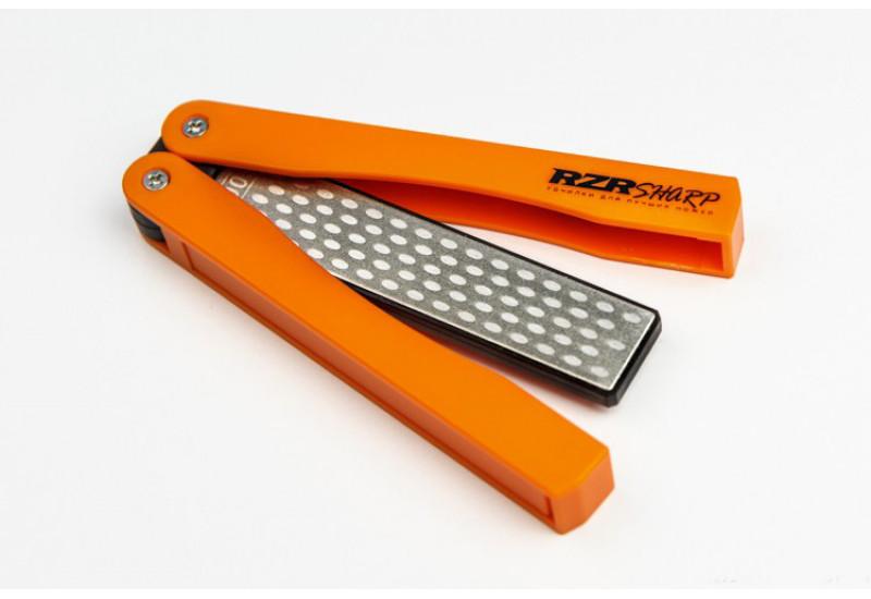 Карманный инструмент для заточки и правки RZR-13D