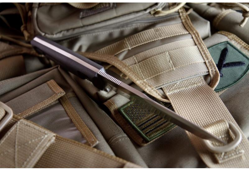 Нож Aggressor AUS-8 Satin SW