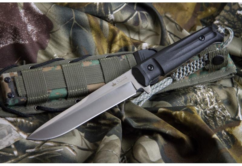 Нож Alpha D2 Satin
