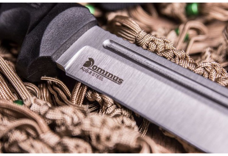 Нож Dominus AUS-8 Satin