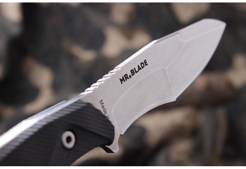Нож Hardy Black