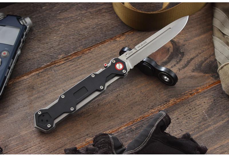 Складной нож Ferat D2 SW serrated