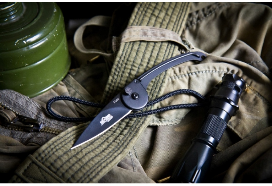 Складной нож Ground Zero Fluke
