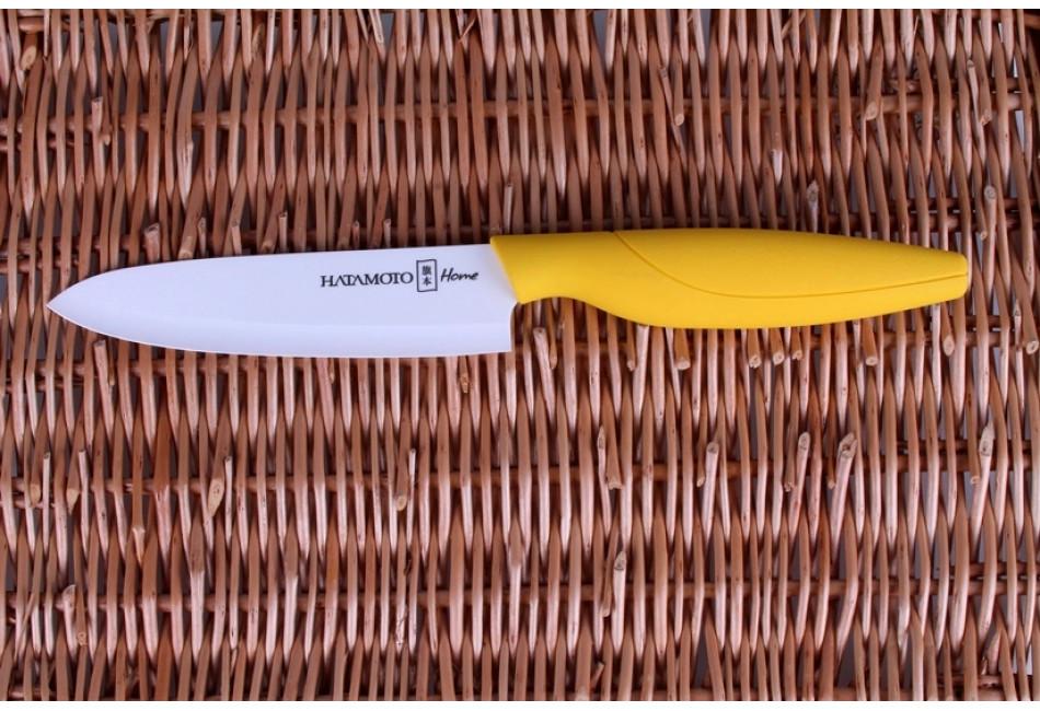 Нож керамический HC150W-YEL150мм
