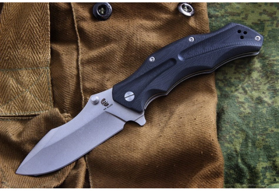 Складной нож HT-1 D2 SW
