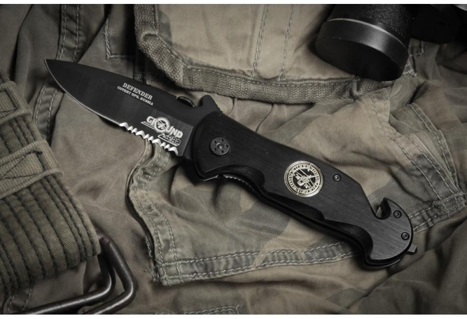 Складной нож Ground Zero Defender