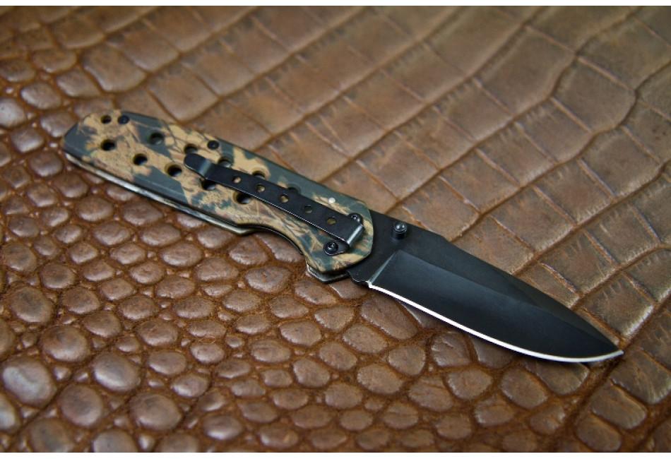 Складной нож Ground Zero Tank
