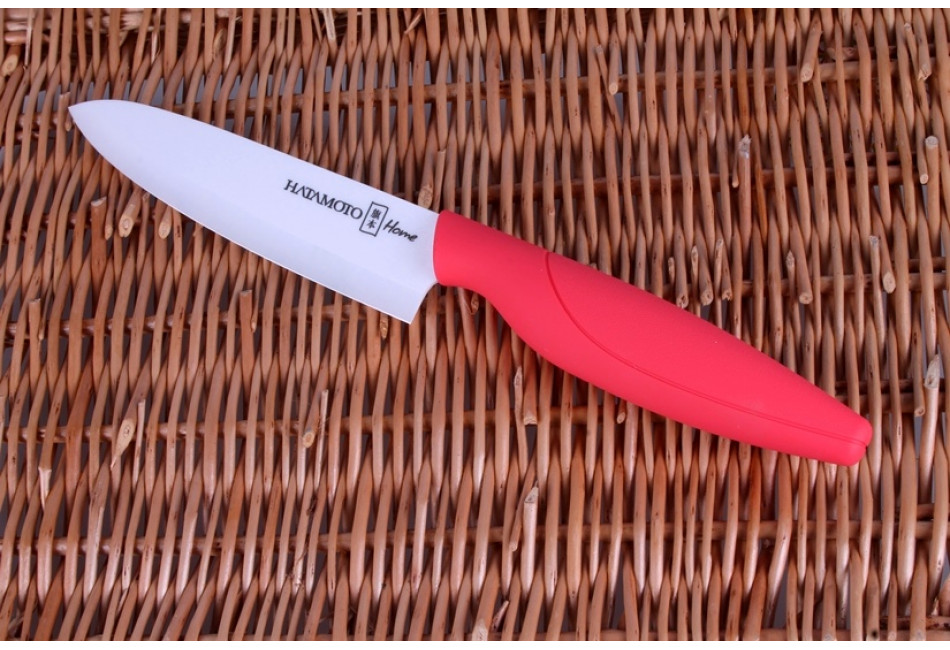 Нож керамический HC150W-RED150мм
