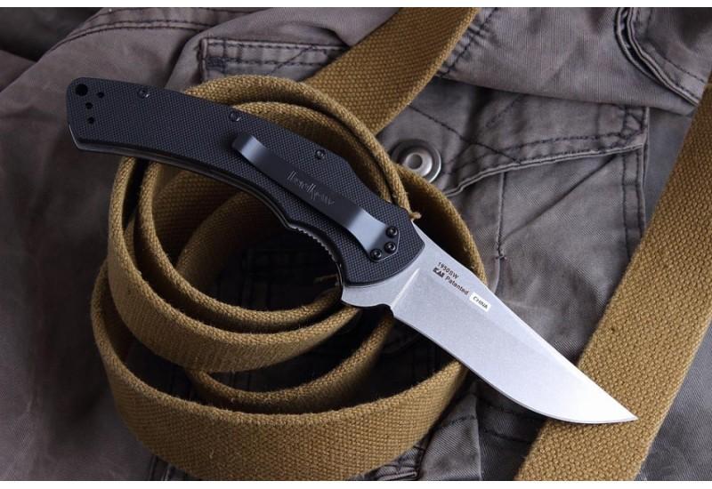 Нож полуавтоматический Kershaw Tremor K1950