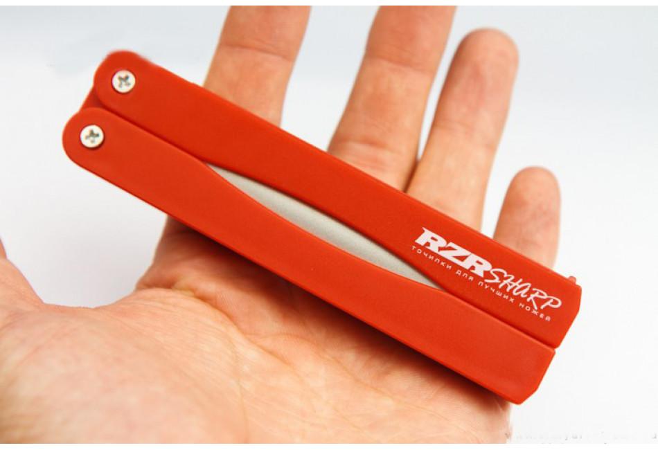 Карманный инструмент для заточки и правки RZR-12D