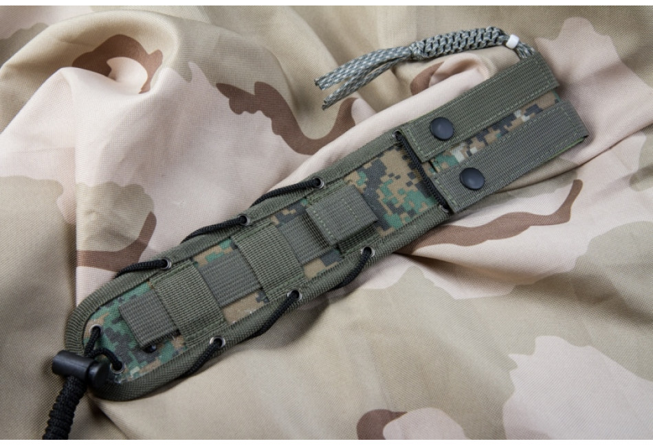 Нож Aggressor D2 Satin
