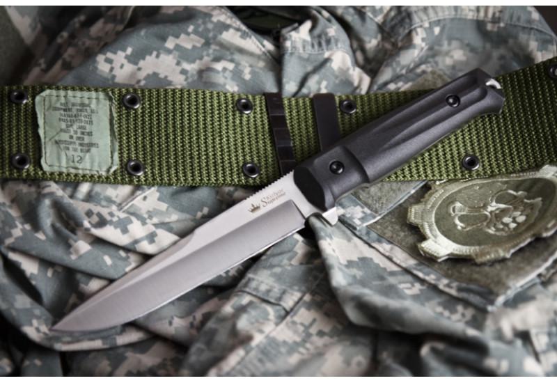 Нож Alpha AUS-8 Satin