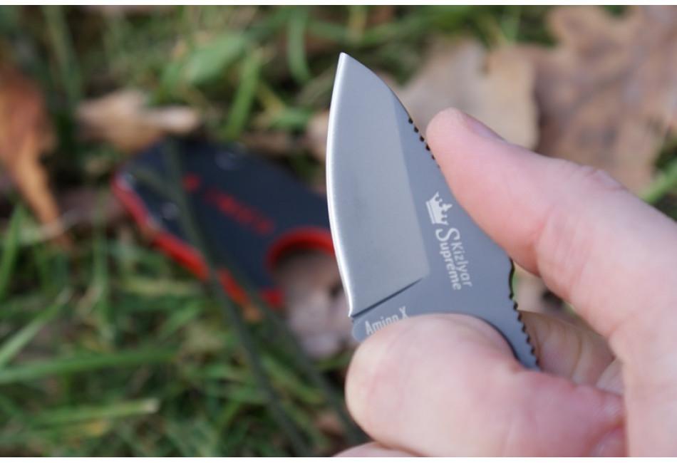 Шейный нож Amigo X D2 GT