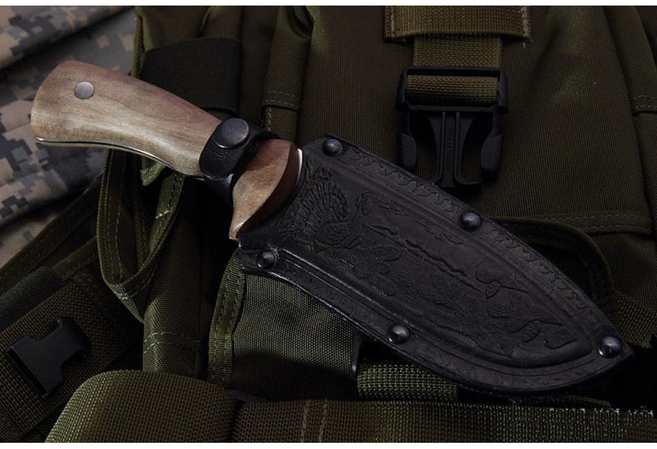 Нож Глухарь AUS8