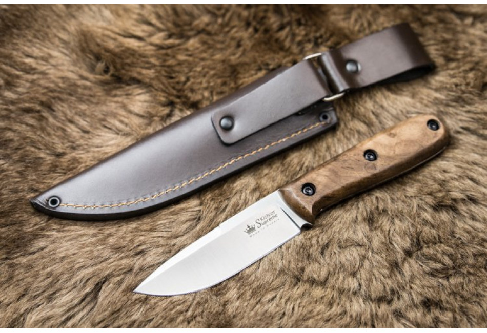 Нож Colada Bohler K340 Satin Орех