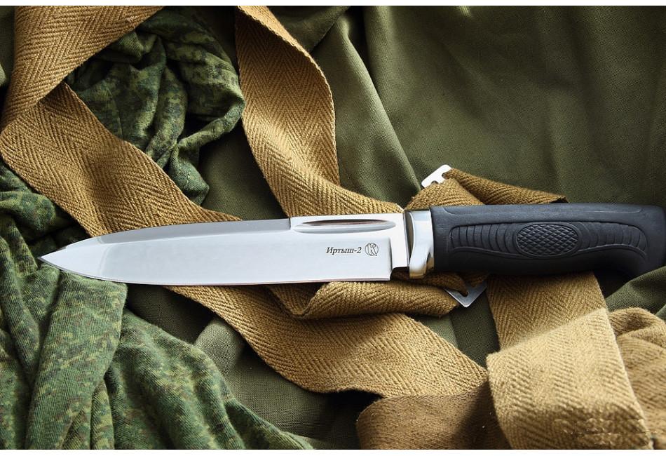 Нож Иртыш-2 AUS-8