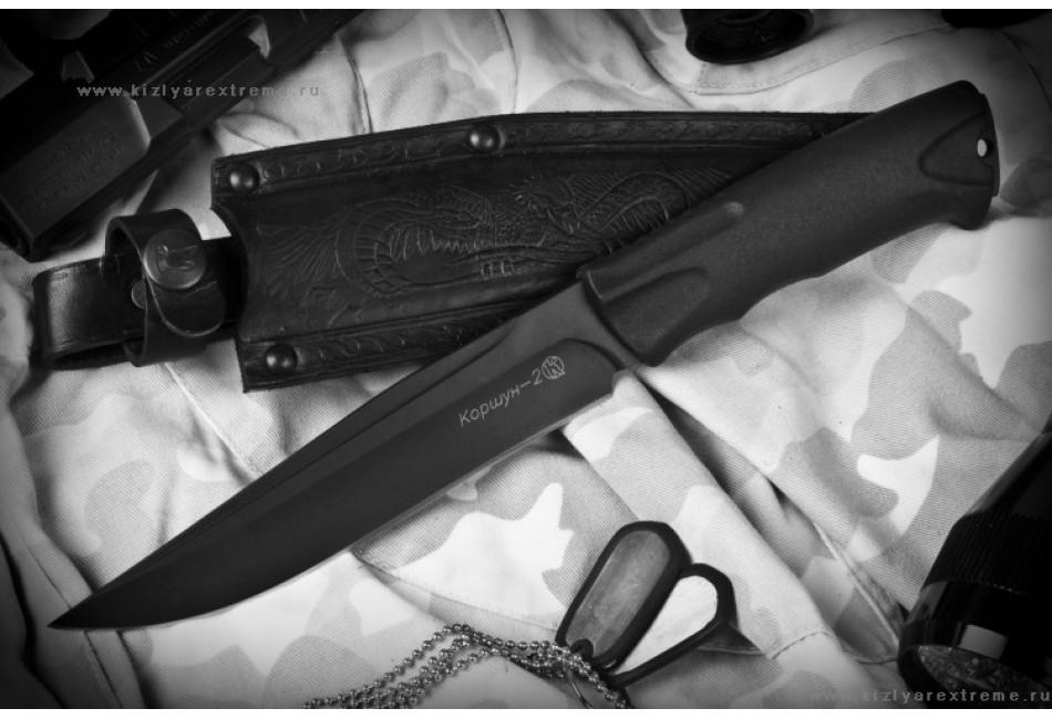 Нож Коршун-2 AUS-8
