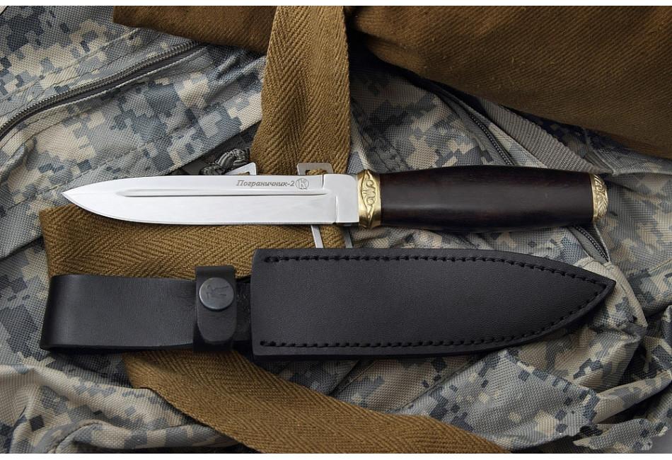 Нож Пограничник-2 AUS-8 Граб