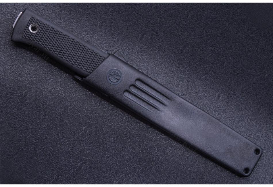 Нож Филин AUS-8 (серрейтор)