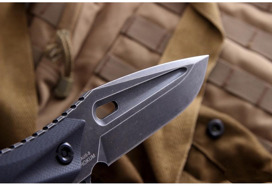 Нож Hokum AUS-8