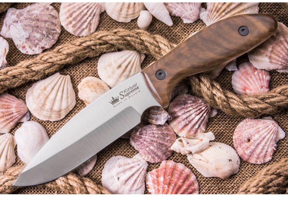 Нож Fortuna AUS-8 Satin