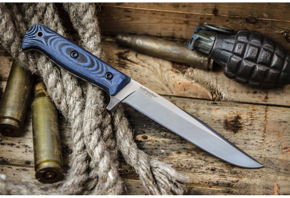 Нож Intruder D2 Satin