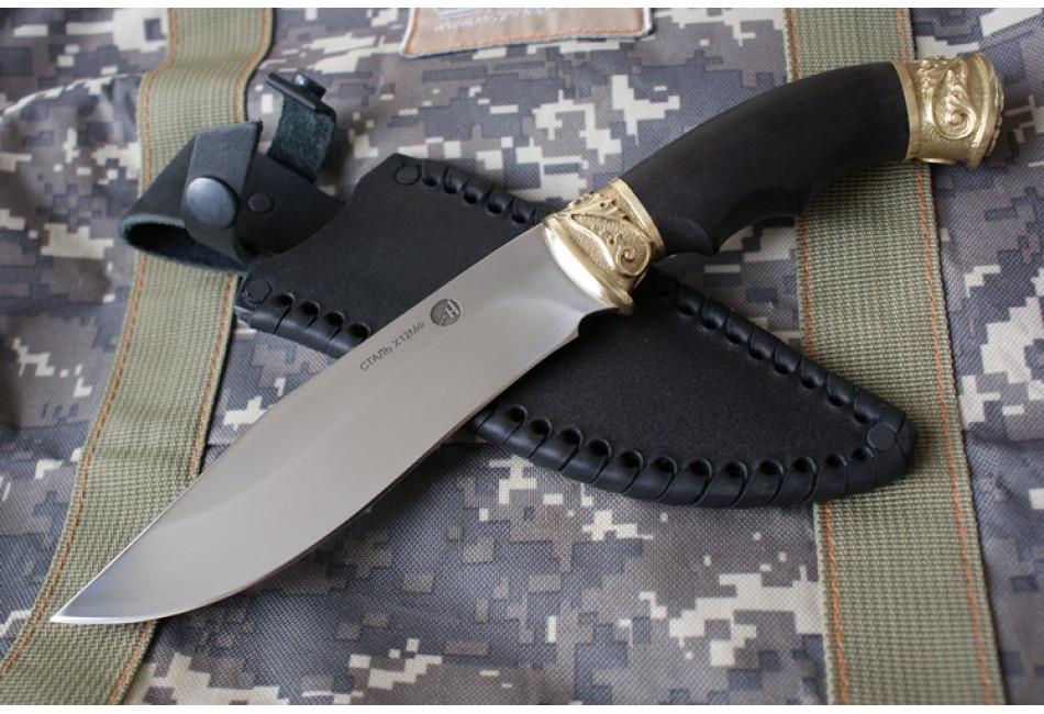 Нож Хищник Х12МФ