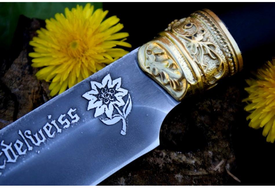 Нож Эдельвейс Х12МФ