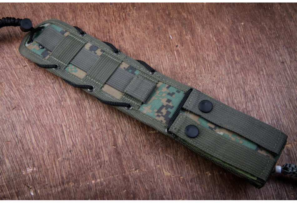 Нож Maximus D2 Satin