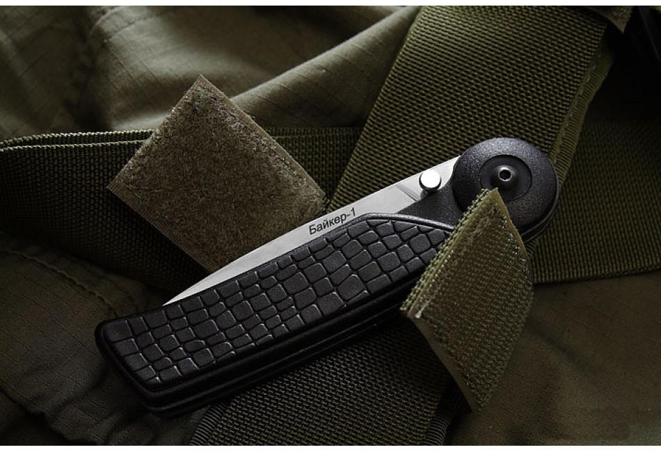 Складной нож Байкер-1 AUS-8 Эластрон