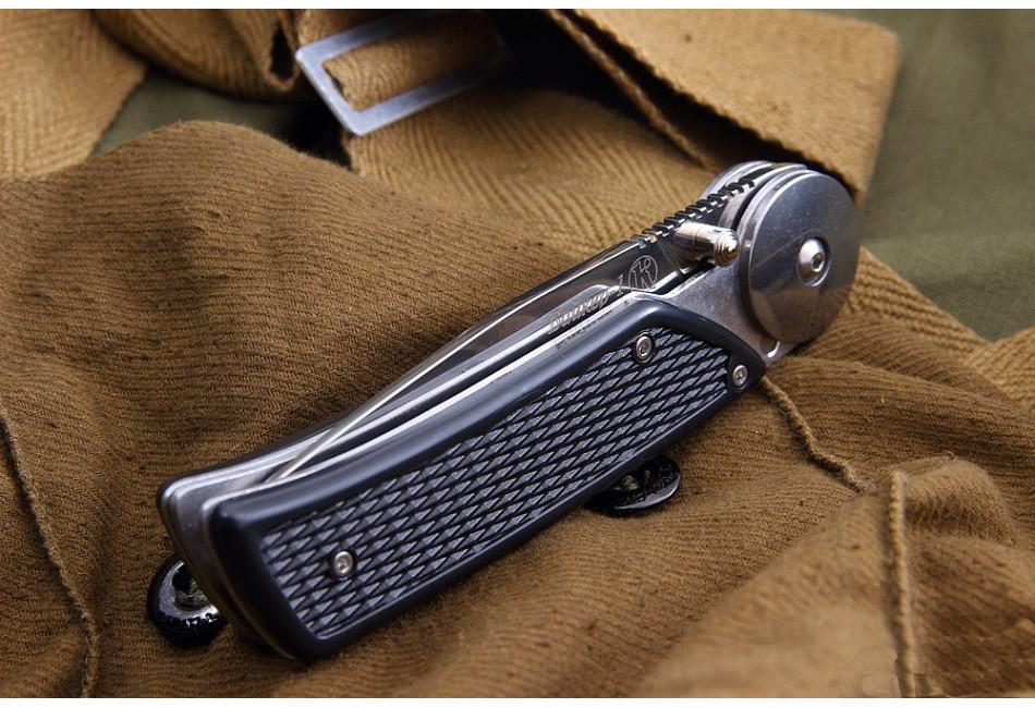 Складной нож Байкер-1 Х12МФ