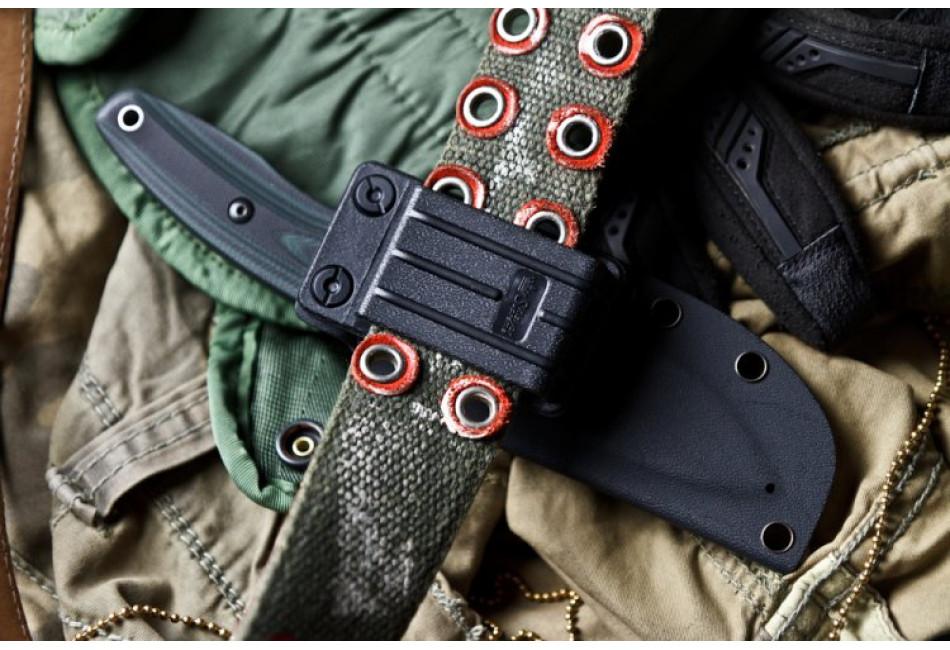 Нож Urban AUS-8 Black Titanium
