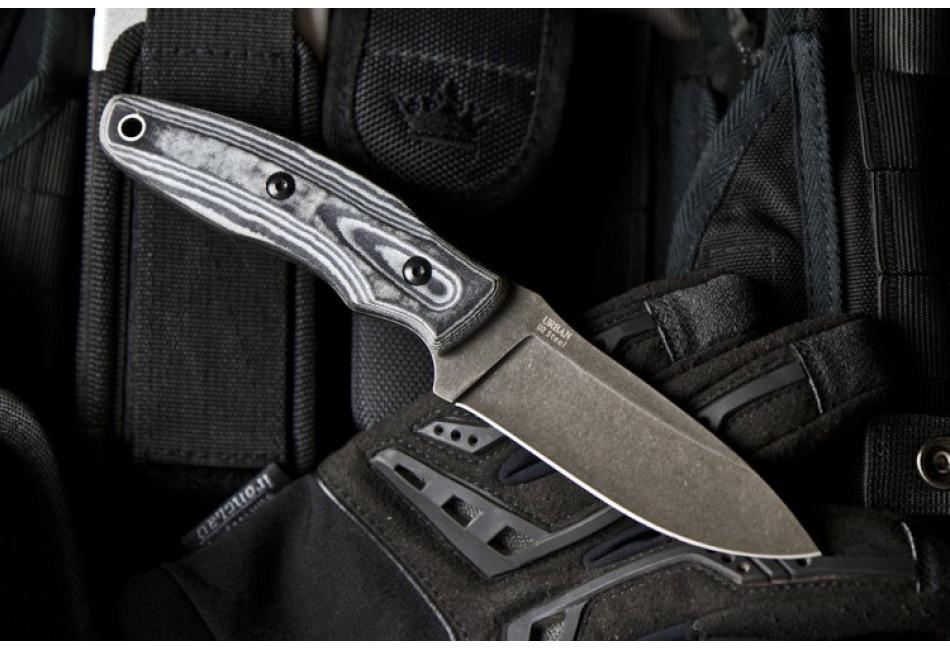 Нож Urban D2 Stonewash
