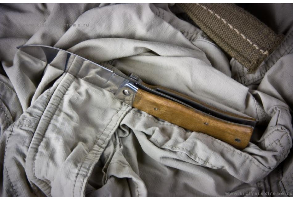 Складной нож Стерх AUS-8