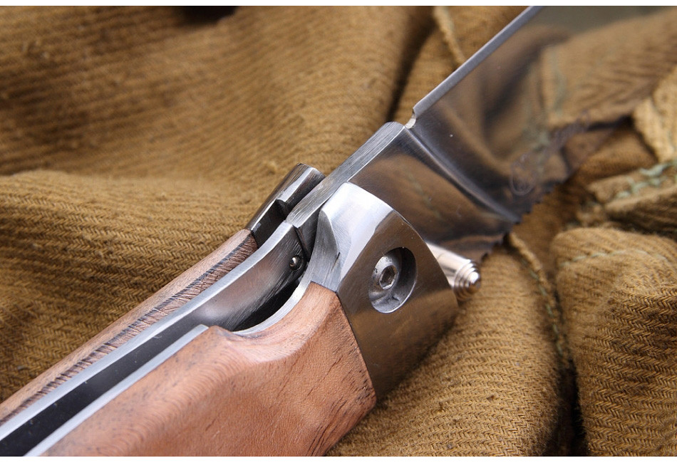 Складной нож Стерх Х12МФ