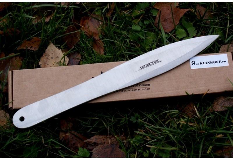 Метательный нож Лепесток