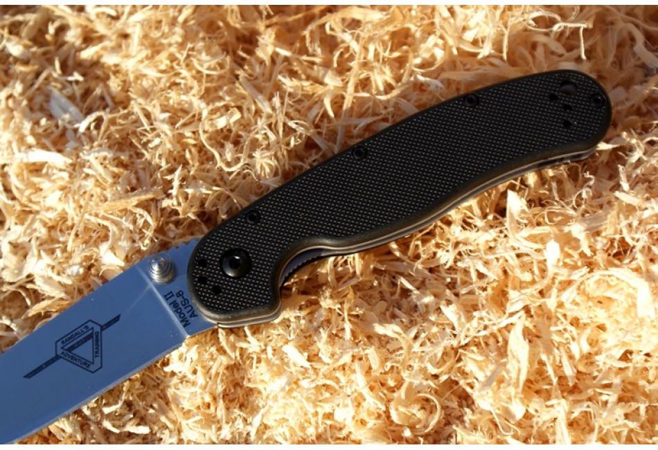 Складной нож Ontario RAT-2 Linerlock ON8860 (крыса)