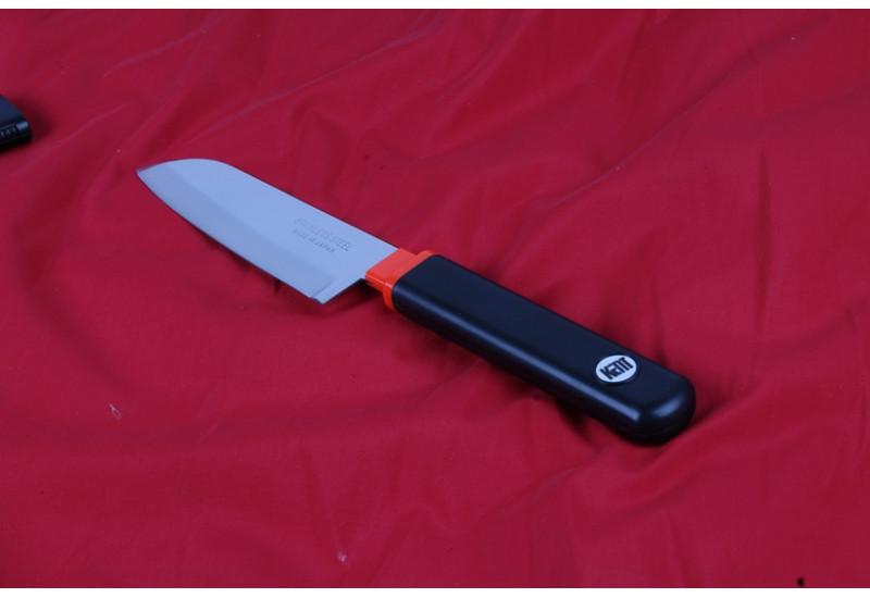FK-405 Нож для чистки овощей Tojiro Special series, 100 мм, сталь Sus420J2, рукоять пластик