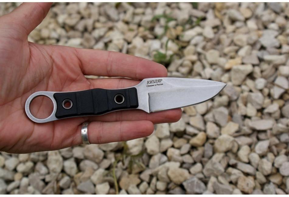 Нож Ёж AUS-8 Satin