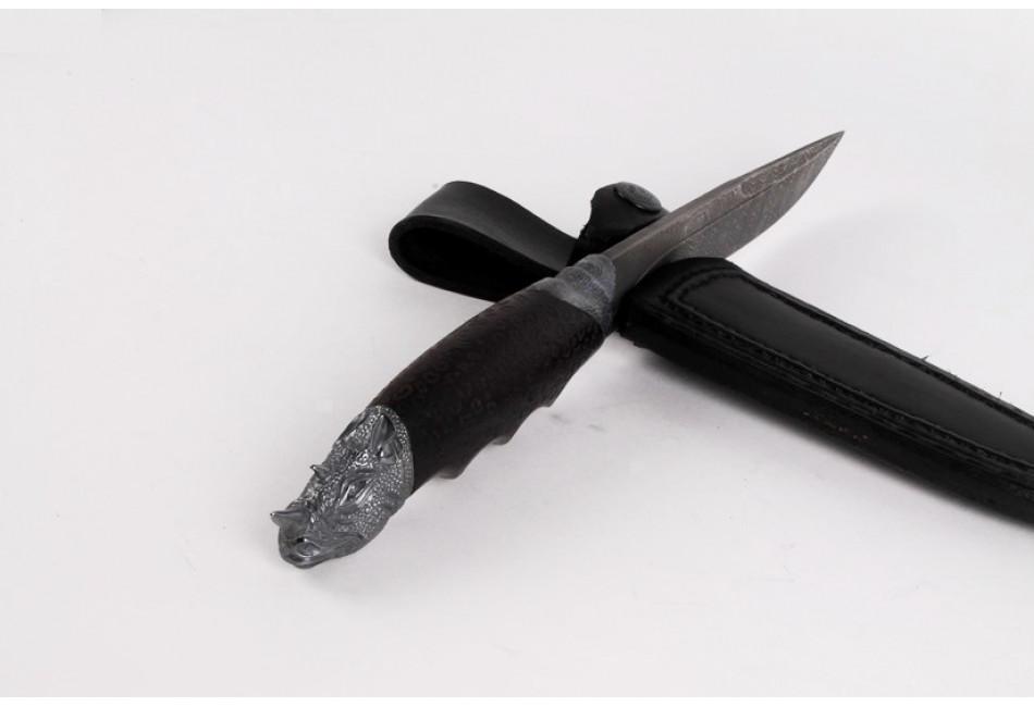 Нож Гепард Дамаск