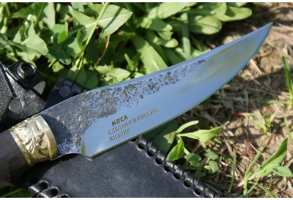 Нож Коса Х12МФ