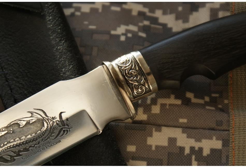 Нож Осетр