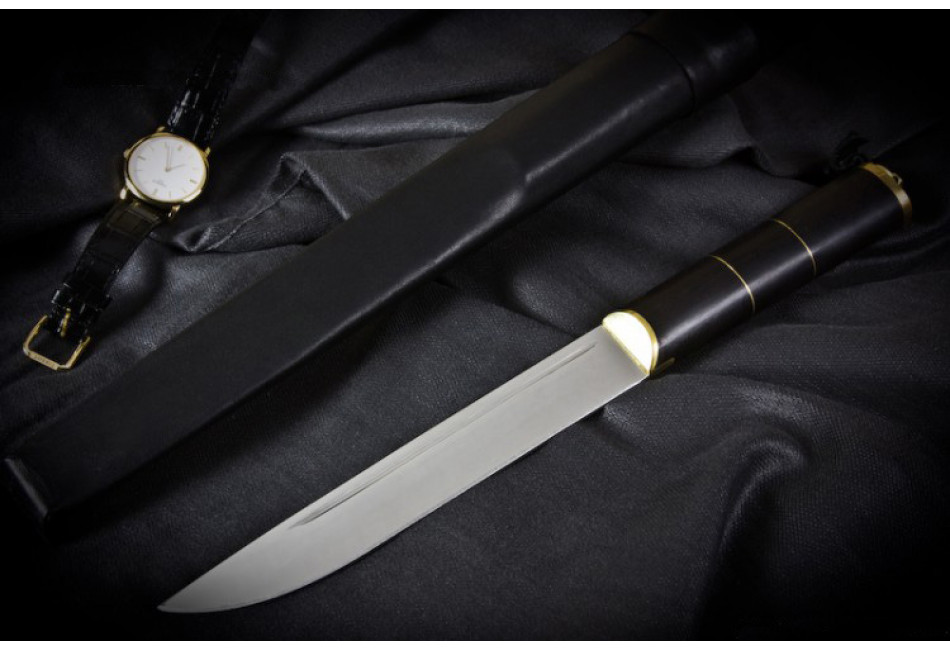 Нож Абхазский AUS-8 (Большой)