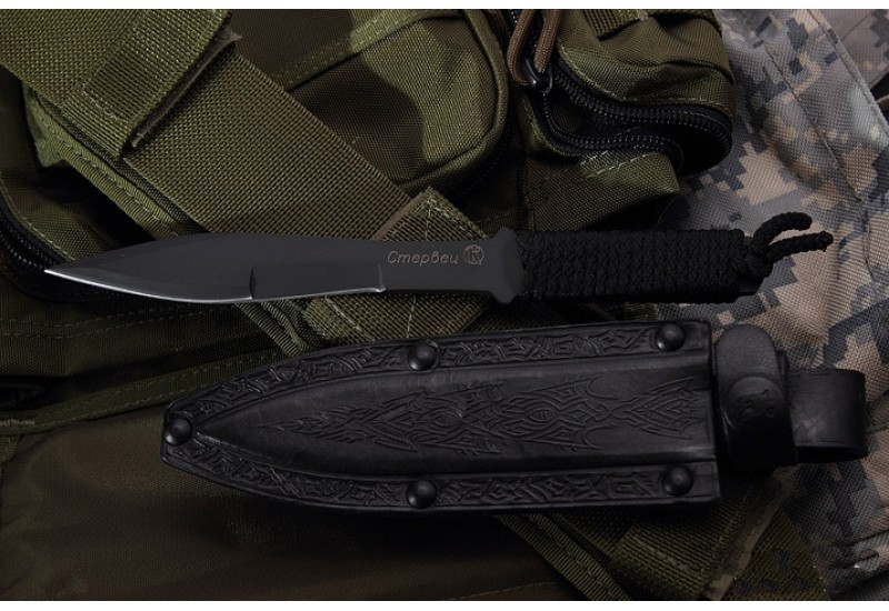Метательный нож Стервец AUS-8