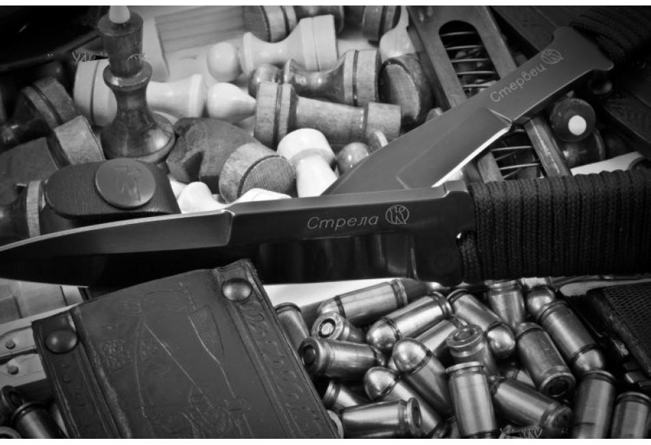 Метательный нож Стрела AUS-8