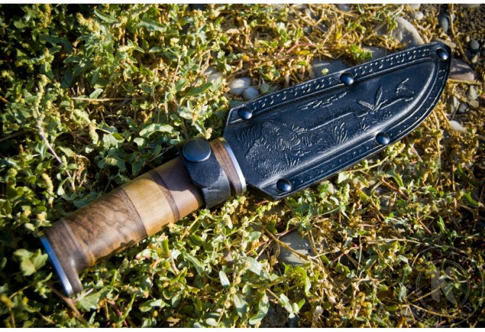 Нож Ш-5 Барс AUS-8