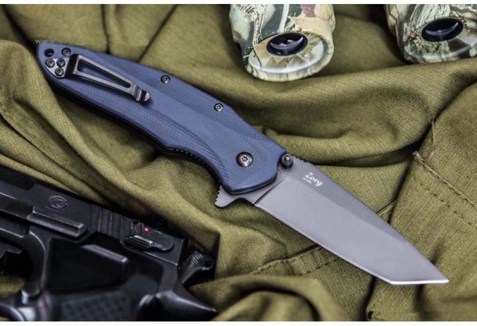 Складной нож Zorg D2 GT