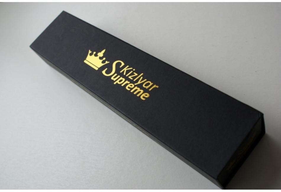 Нож Alpha S D2 Black Titanium