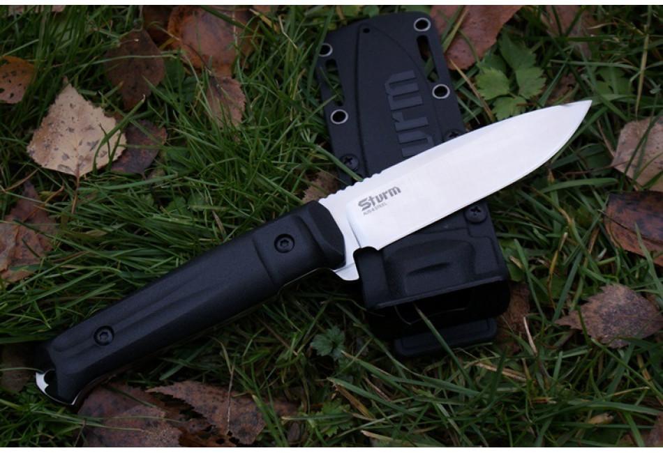 Нож Sturm AUS-8 Satin BH
