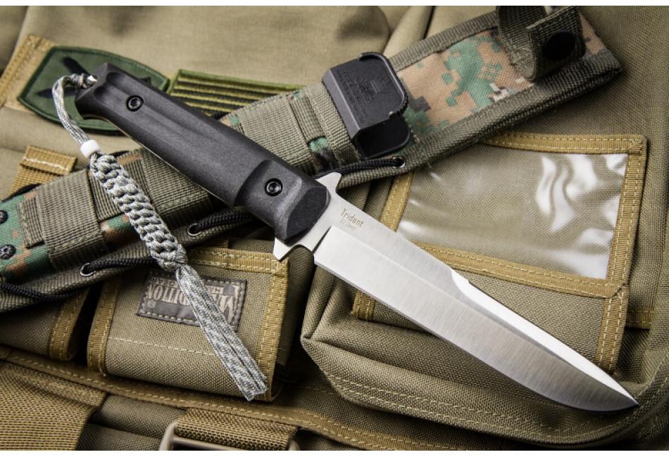 Нож Trident D2 Satin